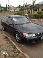Newly registered Toyota Camry