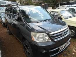 Toyota Noah,auto, 1800cc, KBR . Price is negotiable