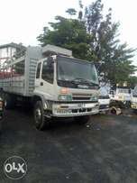 Isuzu truck. Year of Manufacture 2013. Well maintained and used in Nai