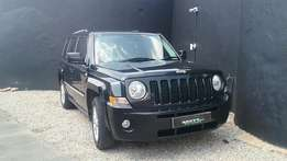 Jeep Patriot automatic still looking new and good condition