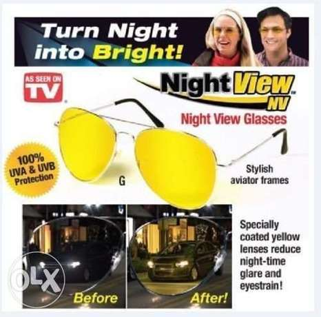 Brand New Night View Glasses