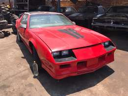 T-Top 1985 Chevrolet Camaro