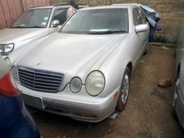 Duty free Mercedes Benz for sale.
