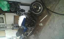 750cc bike for swop or sale