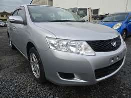 Toyota Allion,new import,1500cc,not used locally with alloy rims