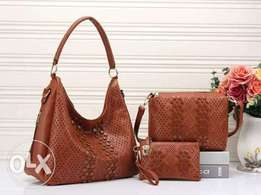 3 in 1 leather bags