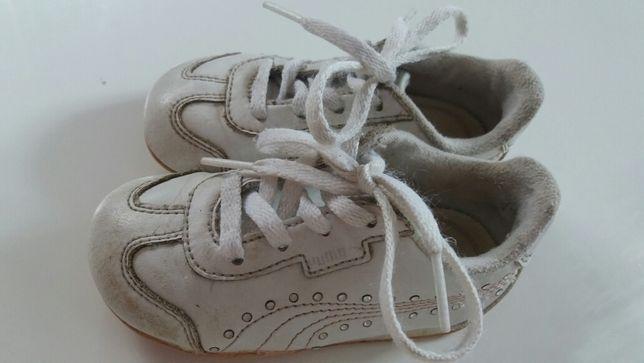 Buty Adidasy PUMA dla dziewczynki rozmiar 21 Poręba Wielka