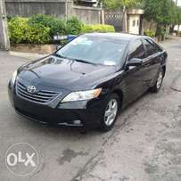 2008 Model Toyota Camry LE Tokunbo