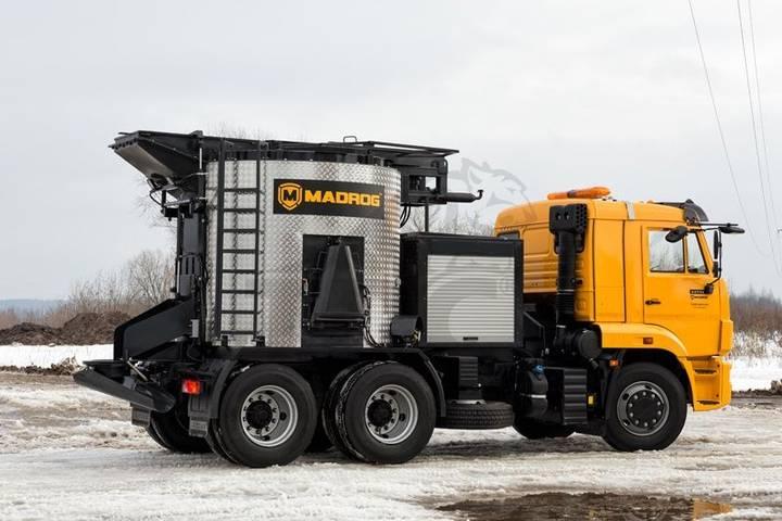 MADROG MK 3500 asphalt recycler