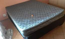 Double bed for sale urgently