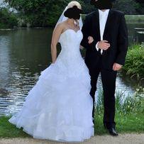 81414910cb Żary Używane suknie ślubne