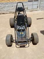 Off-road Hobby Buggy.