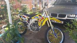 Rmz 450 4 spd swop/ruil why