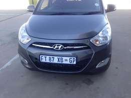 In A Perfect Condition 2012 Hyundai i10 With Full Service History