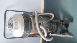 Commercial wet and dry vacuum cleaner