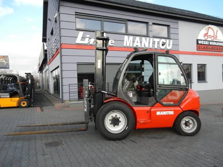 Manitou MSI50D Fork positioner ,side shift - 2010