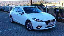 Mazda Mazda3 hatch 1.6 Dynamic