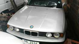 Bmw 535i for sale very neat