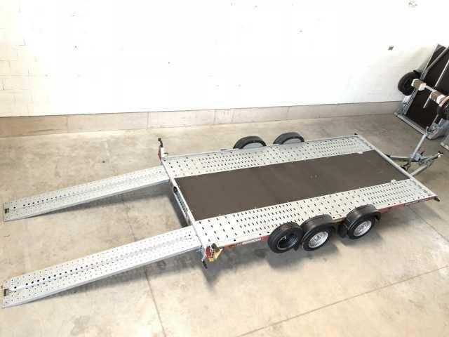 A4 Transporter 2,6 t Autotransporter