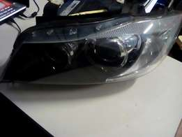 E90 preface xenon headlight