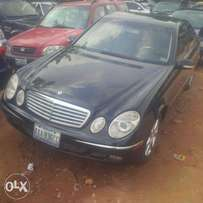 Nig-Used Mercedes-Benz E350, 2008, Very Okay. Seller needs the money.