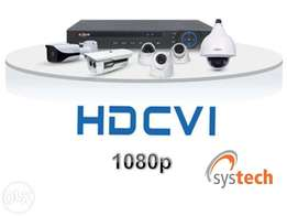 Dahua HD CCTV DVR and 8 Camera