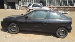 Renault Megane Coupe Stripping for spares