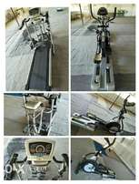 Treadmill and exercise bicycle Quick Urgent sale