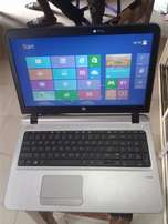 Used Hp Probook 455 G3 AMD A1 500/4GB Ram with 1GB Graphics