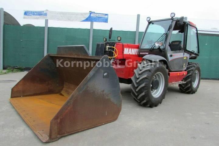 Manitou MLT 845-120 H - Klima - Nr.: 408 - 2012