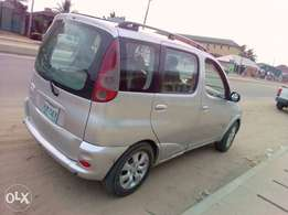 Clean Nigerian used Toyota Echo 2003 Model
