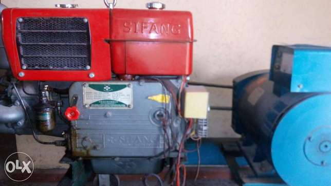 New Generator for sell Akowonjo - image 3