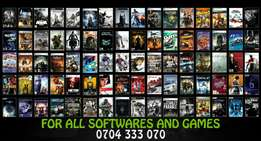 Software and Games