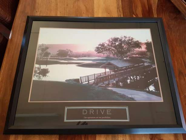 """DRIVE """"Our aspirations are our possibilities in Frame J 2077 Johannesburg - image 1"""