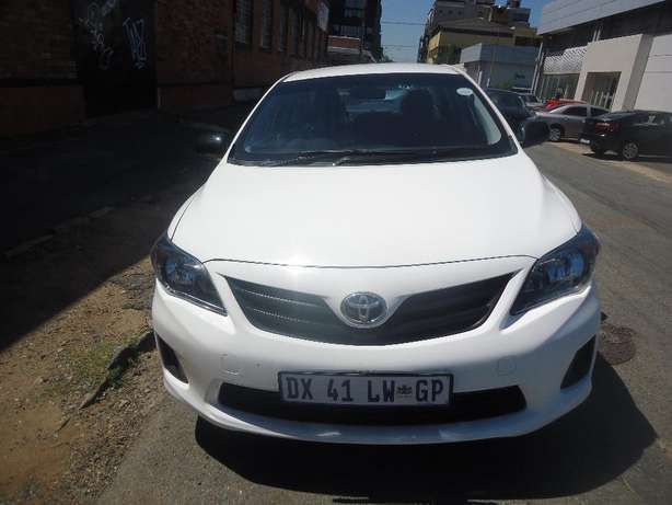 2015 Toyota Corolla Quest 1.6 Available for Sale Johannesburg - image 1