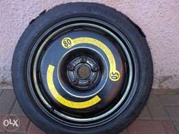18inch 5x112 Spare Wheel M/Benz/Audi Without a tyre