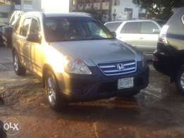 Affordable 2006 Honda CRV(First Body/Fresher Than Tokunbo)