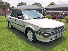 1993 Toyota Corolla 160i Gl A/t for sale in Gauteng