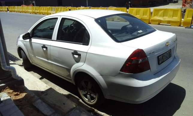 Chevrolet Aveo Sedan in Very Good Condition East London - image 3