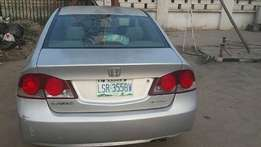 Honda Civic (2007) up for sale