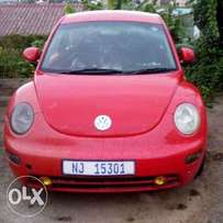 2002 vw bug 2.0 for top price