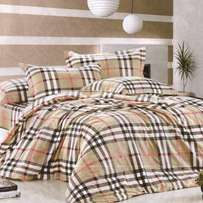 Check out ur duvet and bedsheet