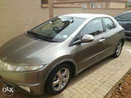 Honda Civic Hatch 1.8 2008