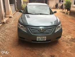 Very neat registered Toyota Camry for sell