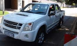 2008 Isuzu KB300 Double Cab Well Looked After 4X2 OPEN FOR OFFERS
