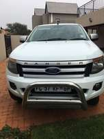 2012 Ford Ranger double cab 2.2 XLS 4x2