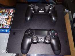 PS4 in excellent condition with 1TB hard drive for 28,999