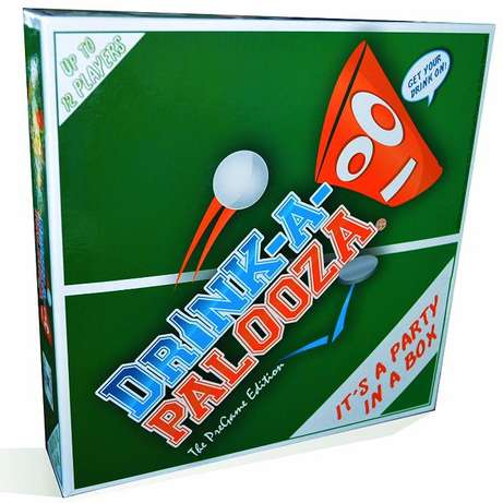 DRINK-A-PALOOZA Board Game: The Monopoly of Drinking Games! Parklands - image 1