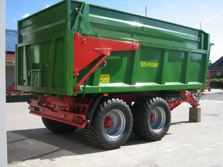 Pronar T 679 Mulde 16000kg - 2019