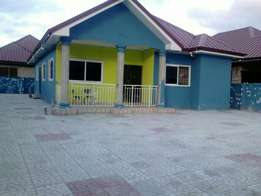 Newly built 3 bedroom house for sale at Teiman near Oyarifa